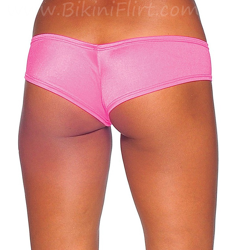 FULL BOTTOMS Discover our flattering full coverage bikini bottoms that only show what you want. Choose from flirty skirts, sporty shorts, & trendy high waisted bikini bottoms to create a confident look.