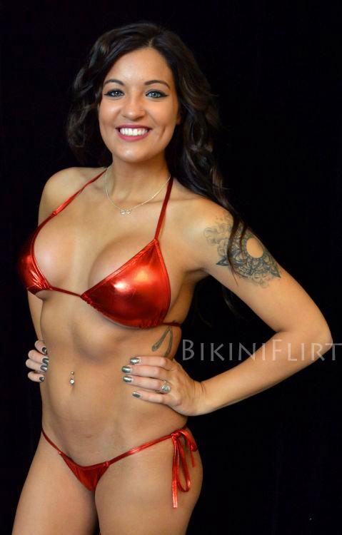 New! Micro Thong Bikini